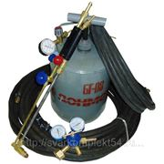 Комплект №4 бензино-кислородной резки c резаком РК-182 фото