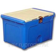 Изотермический контейнер объемом 25 литров фото