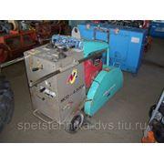Машина для резки бетона, асфальтобетона MIKASA MCD430DX фото