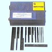 Комплект шаблонов для электроаппаратов электровозов ШЭЭ-2-45 фото