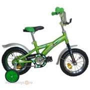 """Велосипед 2-х 12"""" Delfi салат/черный 44101Х фото"""