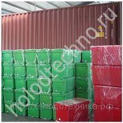 Изотермический контейнера для хранения и перевозки продуктов