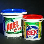 Тара и упаковка пластиковая для строительных смесей и бытовой химии