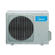 Наружный блок настенной сплит-системы, тепло/холод, инвертор (R410), серия R. Данный товар может продаваться отдельно, являясь частью комплекта с фото