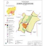 Генеральные планы противопожарного устройства лесов; фото