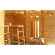 Монтаж деревянных конструкций и строительных систем фото