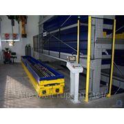 KARDEX INTERTEX автоматизированные системы хранения длинномерных грузов фото