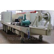 Машина для изготовления ангаров (гидравлика) SX-120 hidraulic фото