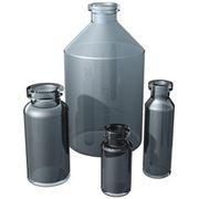 Флакон 100 мл ФП-100 (полипропилен) прозрачные