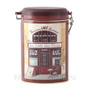 """Банка для кофе """"boutique"""" 117*177*73 мм.250 гр.без упаковки (840992) фото"""