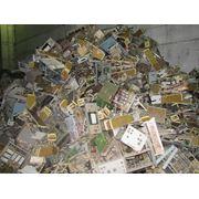 Переработка лома и отходов драгоценных металлов фото