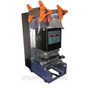 Полуавтоматический запайщик пластиковых стаканчиков HL 95A фото