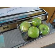 Стрейч-пленка пищевая ПВХ , 400 мм, 14 мкм, 7,7 кг. - вес нетто фото