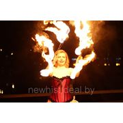Огненное шоу на свадьбу