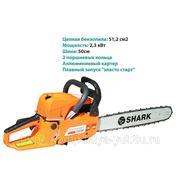 Бензопила Shark-5200 фото