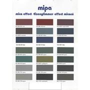Краски MIPA с оптическим эффектом слюды, пр-во Германия фото