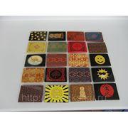 Упаковочный картонный конвертик фото