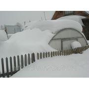 Зима 2013 года для наших теплиц не испытание фото