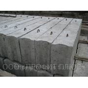 Фундаментный блок 1200х600х600 фото