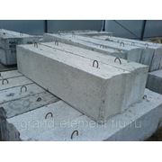 Фундаментный блок ФБС 12-5-6 (1190*500*580) фото