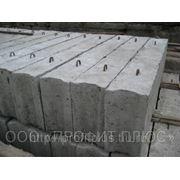 Фундаментный блок 1200х400х600 фото