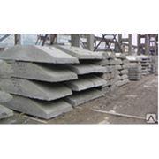 Подушка фундаментная ФЛ-20-8-2 780х2000х500мм, m= 1250кг фото
