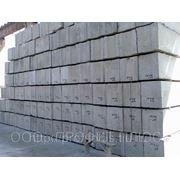 Фундаментный блок 900х600х600 фото