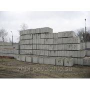 Фундаментный блок ФБС 12-4-3 с закл. дет. фото