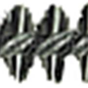 Щетка металлическая для чистки котла люкс 30мм фото