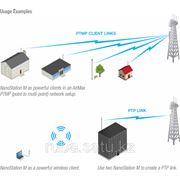 NanoStation M5 WiFi точка доступа