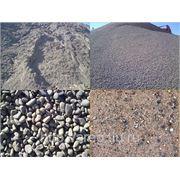Инертные материалы.ПГС, ПЩС, песок, щебень, гравий, скальник, щебень известняковый, чернозем, глина, грунт.