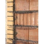 Сетки базальтовые строительные СБП-С 25х25 (100) 60кН фото
