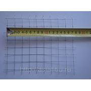 Сетка сварная ОЦ 18х18мм d 0.75мм шир. 920мм 1/30 фото