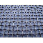 Сетка грохота 4,0х4,0х1,6 рифленая углеродистая ГОСТ 3306-88 фото