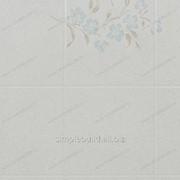 Панель листовая «Eucatex», цветочное очарование, плитка 15х15 фото