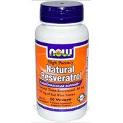 Натуральный Ресвератрол мощный антиоксидант фото