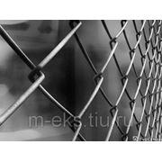 Сетка рабица с полимерным покрытием 2,8 яч. 25х25; 40х40; 50х50 фото