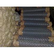 СЕТКА РАБИЦА (стальная, оцинкованная, с полимерным покрытием) фото