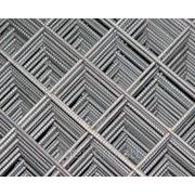 Сетка кладочная ячейка 50х50х4,0мм. (0,6х2м =1,2м2) фото