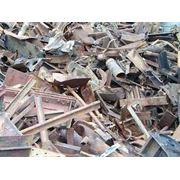 Заготовка переработка и реализация лома черных металлов фото