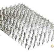 Гвоздевая пластина 129х203 120 шт PSE 129x203x1x8 фото