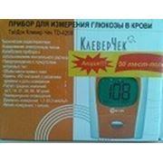 Глюкометр Клевер Чек TD-4209 с принадлежностями фото