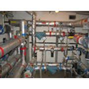 Система теплоснабжения жилого дома... фото