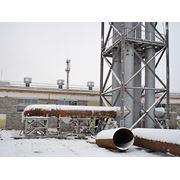 Изготовление монтаж ремонт металлических дымовых труб фото