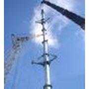 Услуги по сооружению ремонту и обслуживанию промышленных и бытовых дымовых труб и дымоходов фото