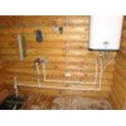 обслуживание систем водоснабжения фото