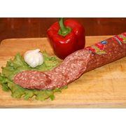 Полукопченая колбаса Полтавская фото