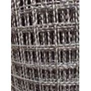 Сетка сложно-рифлёная (канилированная) ОЦ 25х25мм d 2,2мм шир. 1000мм 1/18 фото