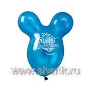 Набор шаров 1111-0364 фигурный ассорти №1 8шт/и (834719) фото