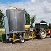 Зерносушилка мобильная Mecmar 7/68 F под определенный вид выращиваемой культуры фото